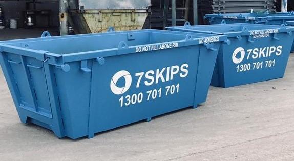 7 Skips How much to Hire Skip Bin?