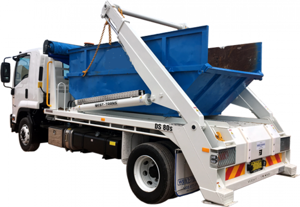 Requirements for our Skip Bin Truck